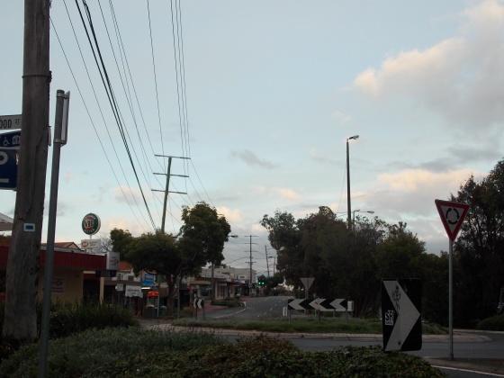 Ringwood East.