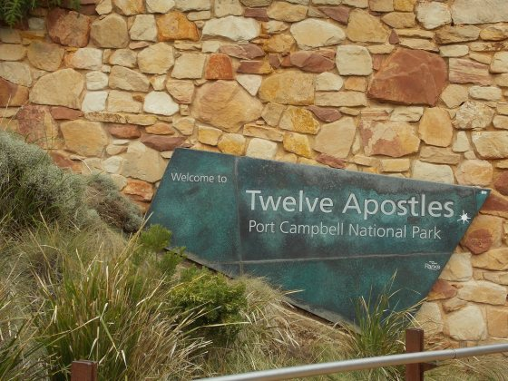 The Twelve Apostles - Port Campbell National Park