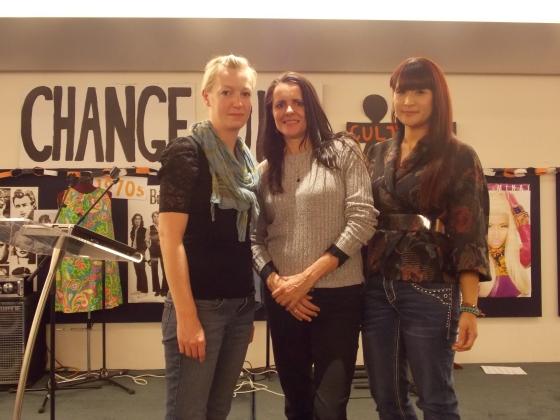 Unshackled festival: Project Respect, Melinda Tankard Reist, Vita Adam
