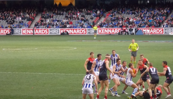 North Melbourne for the wiiiiiin!