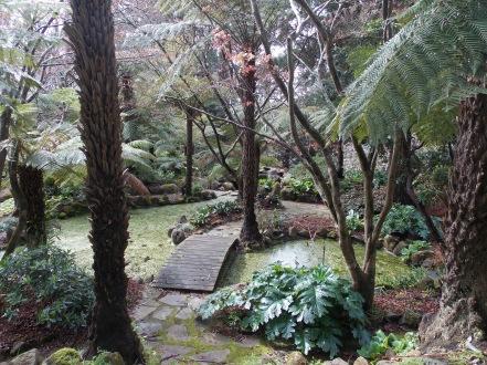 Alfred Nicholas Memorial Garden