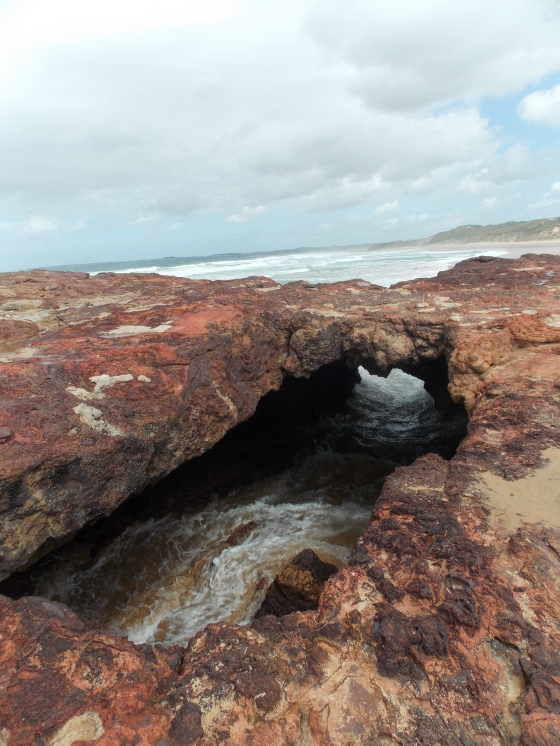 Forrest Caves, Phillip Island, Australia