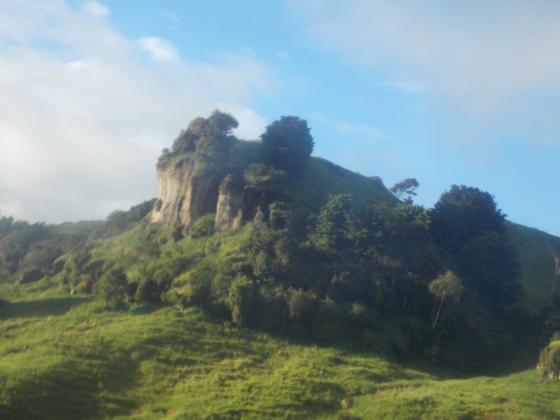 Taranacki, New Zealand. Be still my beating heart.