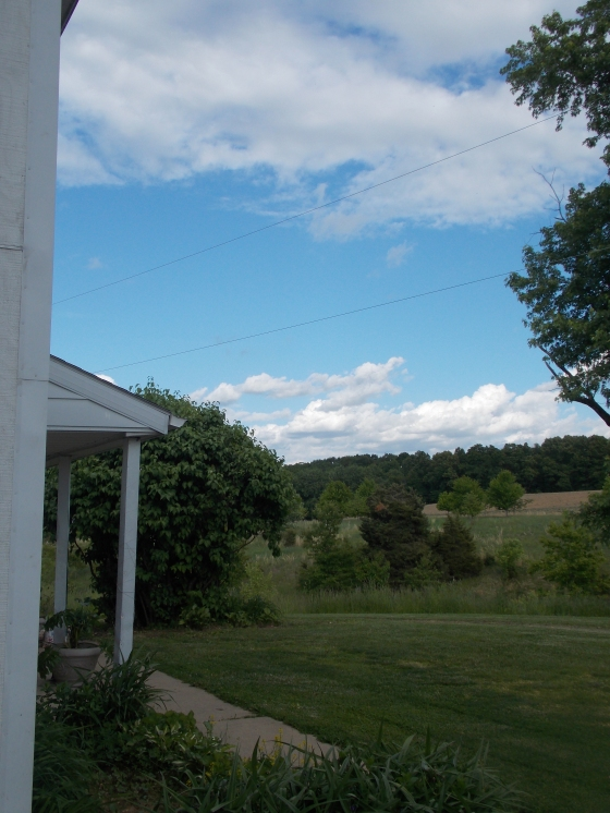 North American view-from-the-front-porch goodness.
