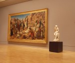 This will give you a little sense of the scale. National Gallery of Victoria, Melbourne, Australia.
